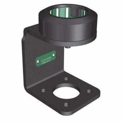 CNC - Montážní přípravek svislý HSK 63F - VE340