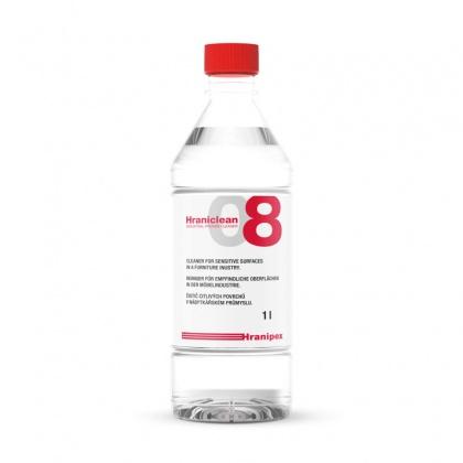 HRANICLEAN 08 čistič (UN3295) - Láhev 1 litr