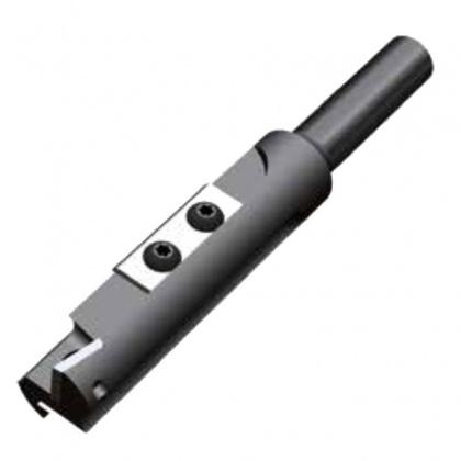 Stopková drážkovací fréza s VBD 18x58/125 S=12x45mm - CNC