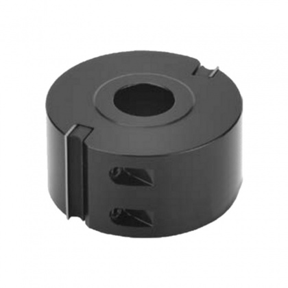 Hoblovací hlava s VBD 100x50x30  2z,  NH 50/100-R-Alu