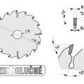 Pilový kotouč SK  180x2,5/1,6x20  5381-16    36 WZ - PILANA