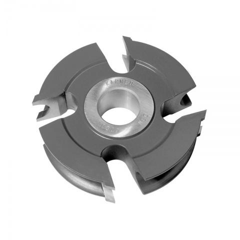 Fréza rádiusová SK  R5    100x18x30  4z  5016  půlkruhová vydutá